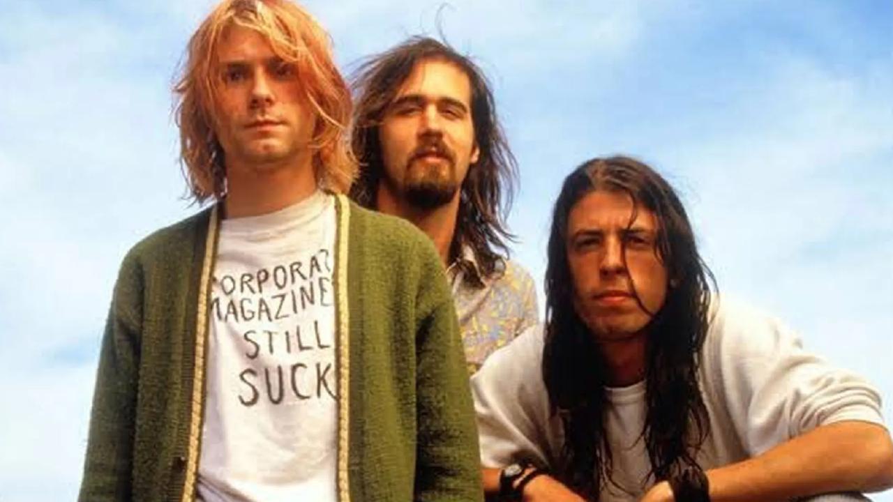 Nirvana Nevermind 29 Años