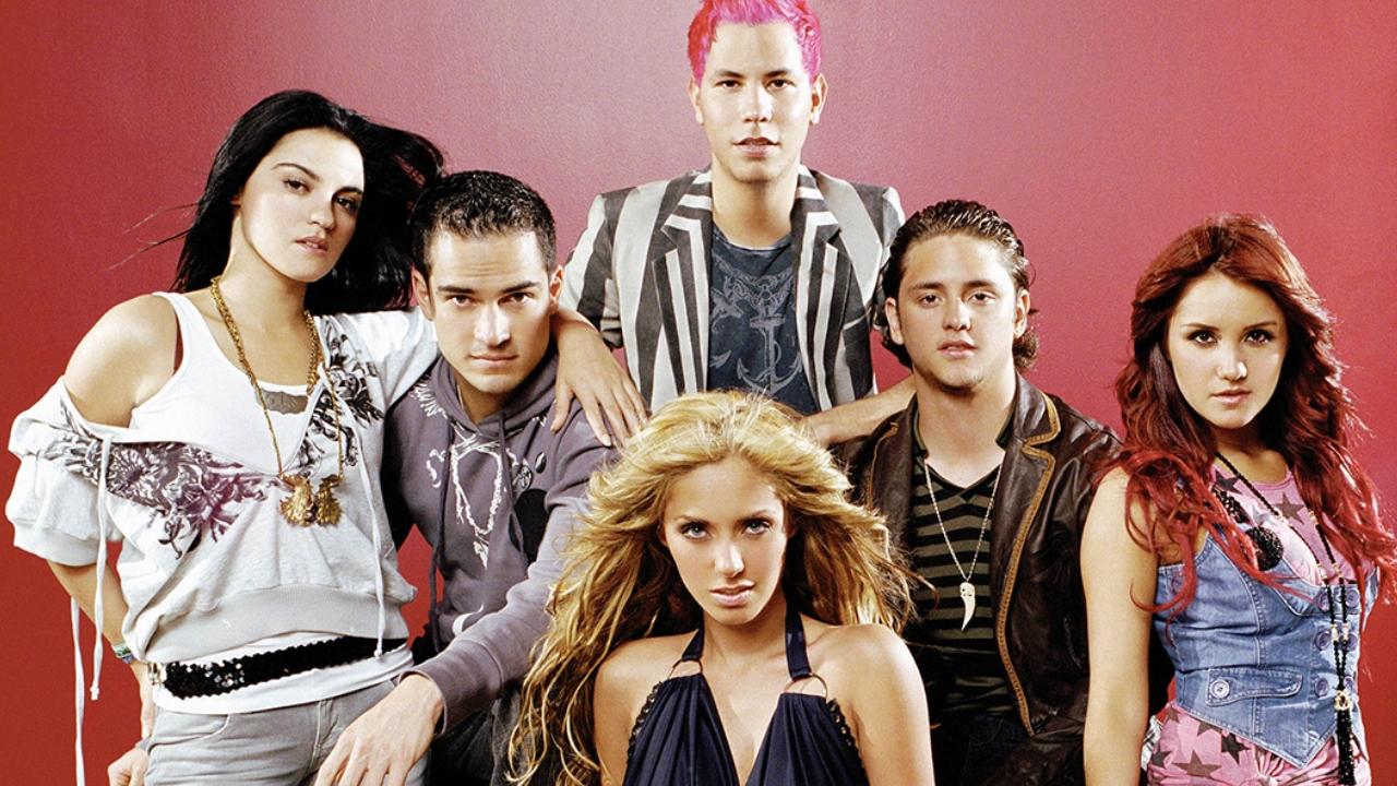 RBD anuncia la fecha de su concierto para su reencuentro