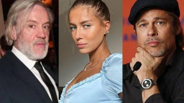Roland Mary Esposo Novia Brad Pitt