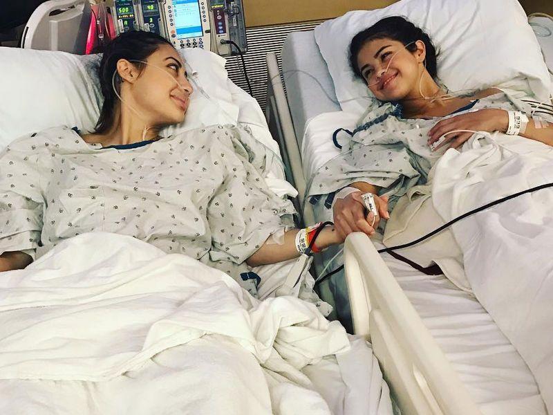 Selena Gomez Francia Raisa