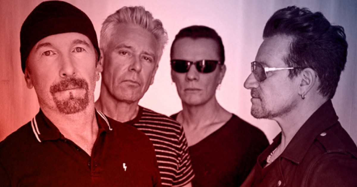 U2 relanzará All That You Can't Leave Behind