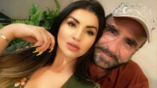 El hijo de Vicente Fernández anuncia boda con su novia Mariana González