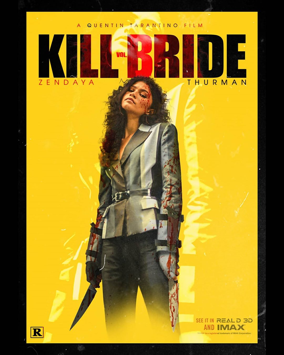 Zendaya Kill Bill