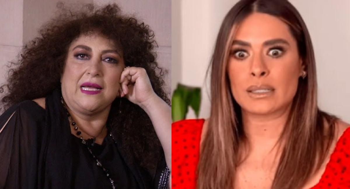 Amanda Miguel arremete contra Galilea Montijo por besar a Diego Verdaguer