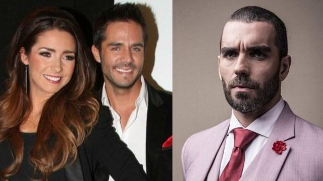 Ariadne Díaz regresa con José Ron y vuelven a ser pareja