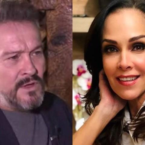 Arturo Peniche y su esposa Gaby terminaron por Sharis Cid