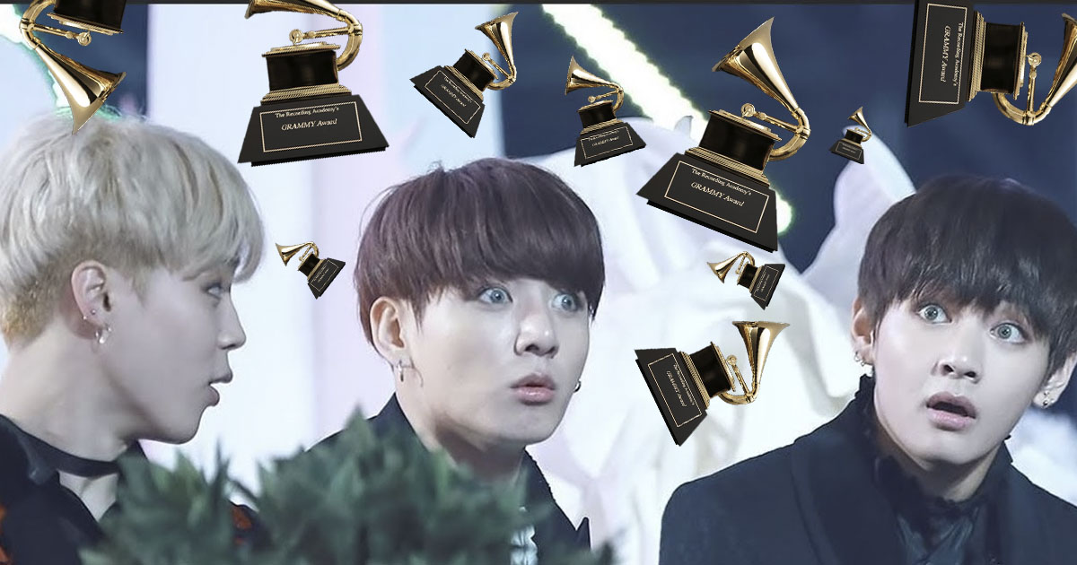 BTS perfilan a ser nominados a los Grammys 2021