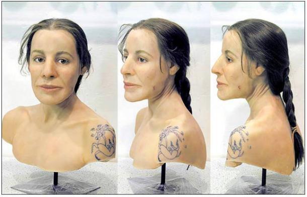 Encuentran pirncesa de Ukok, momia de hace 2,500 años con tatuajes y una bolsa de marihuana