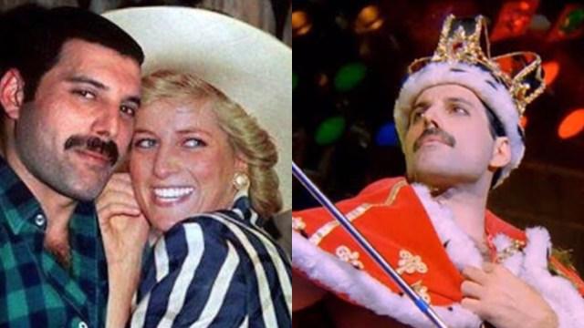 Revelan historia de la vez que Lady Di y Freddie Mercury escaparon juntos a un bar gay