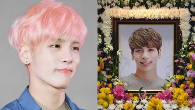 Jonghyun de SHINee es nominado a los rostros más bellos