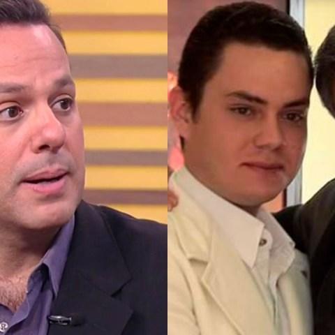 """""""Le daría unas cachetadas"""": José Joel arremete contra Manuel José, supuesto hijo de José José"""