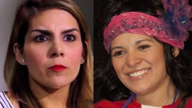 Karla Luna, la ex Lavandera, tiene una doble tan idéntica que parece su gemela
