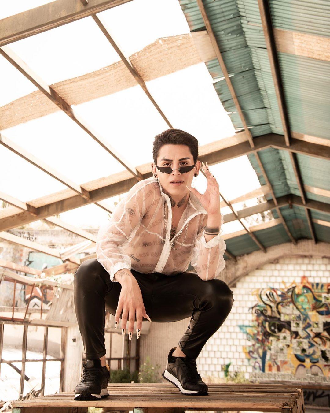 Kunno, influencer de Tik Tok, se retira de redes sociales tras vender saludos