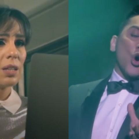 Edwin Luna y Marysol Sosa estrenan canción juntos con La Trakalosa de Monterrey