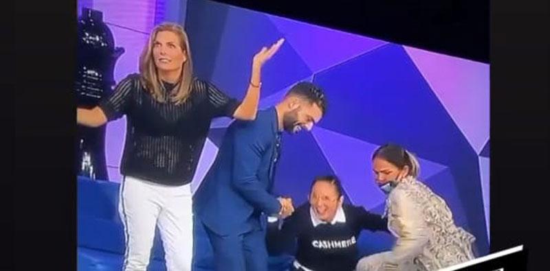 Niurka enfurece y abandona programa de Montse y Joe en vivo
