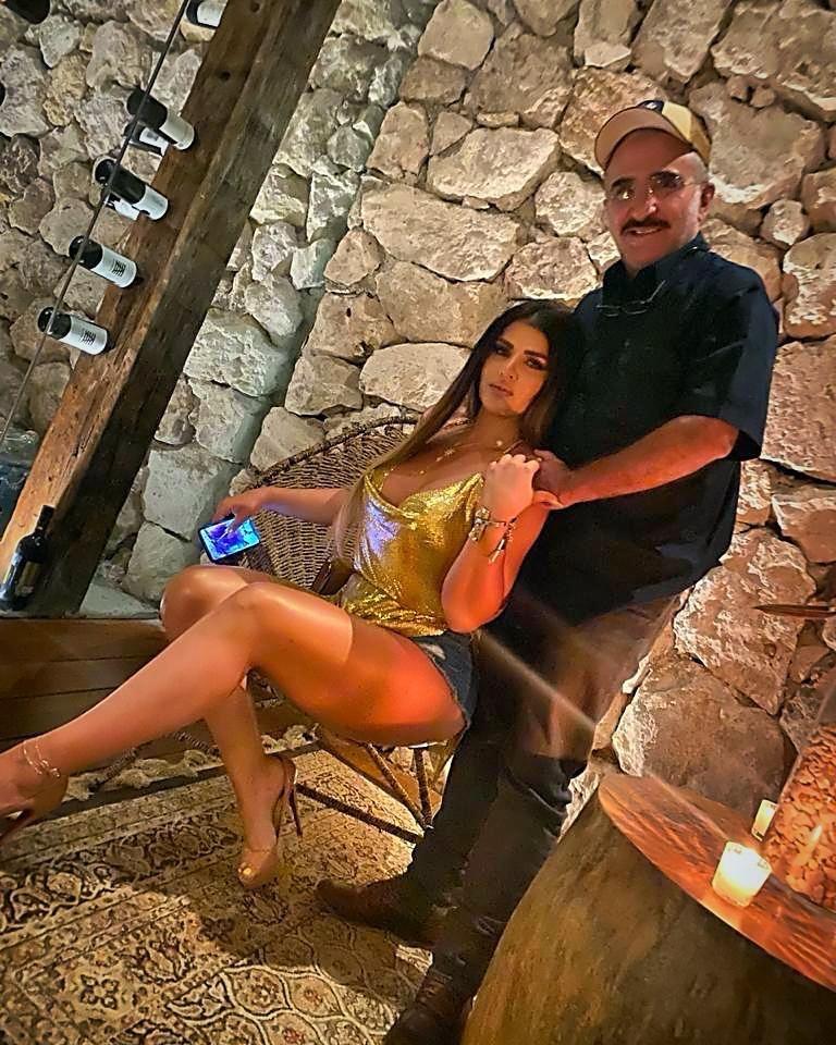 Novia de Vicente Fernández Jr asegura que no es su Sugar Daddy