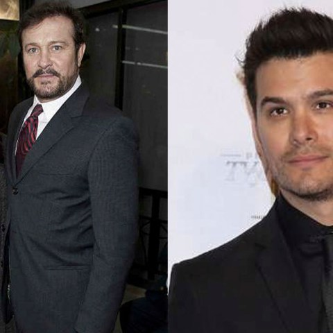 Brandon Peniche rompe el silencio sobre la separación de sus papás Arturo Peniche y Gaby Ortiz