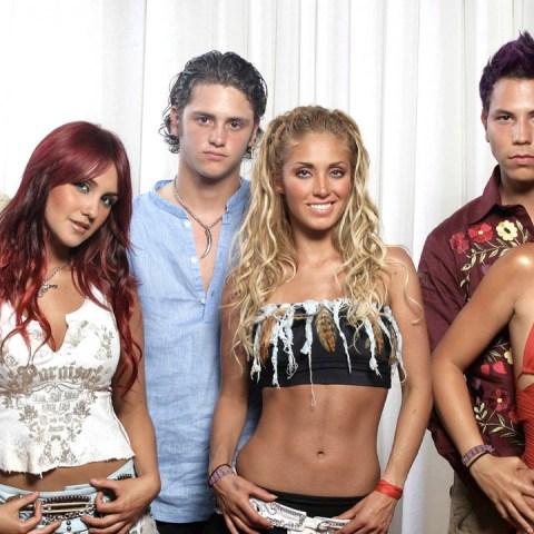 Anahí confirma el regreso de RBD con todos los integrantes