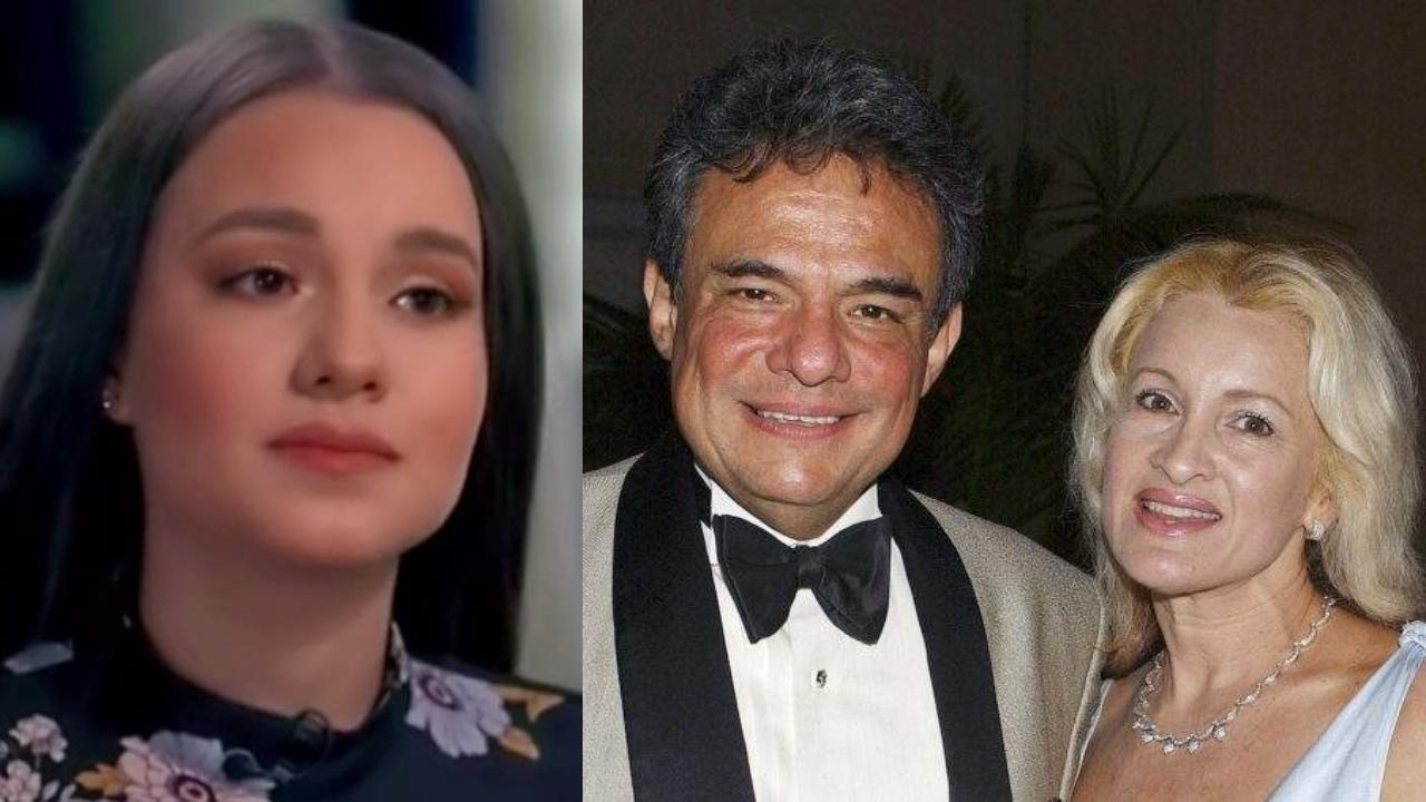 Sara Salazar rompe en llanto al recordar a José José en su entrevista con Sarita