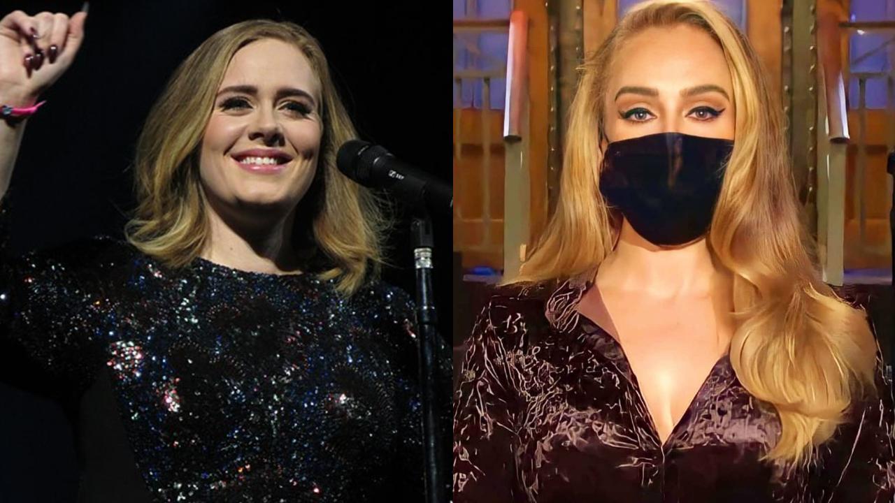 Adele impacta con su figura