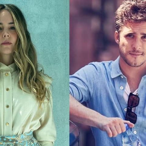 Camila Sodi y Diego Boneta fueron pareja