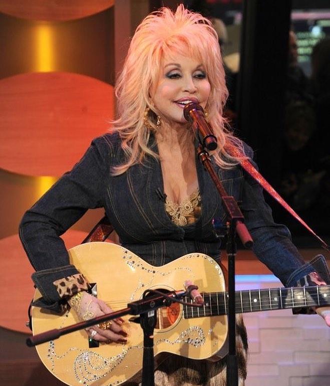 Dolly Parton lanzó nuevo álbum