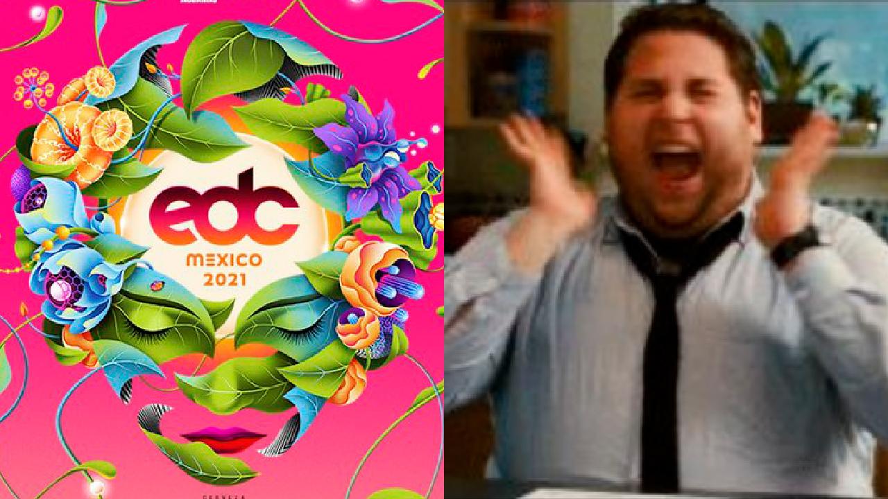 EDC anuncia Fechas México 2021