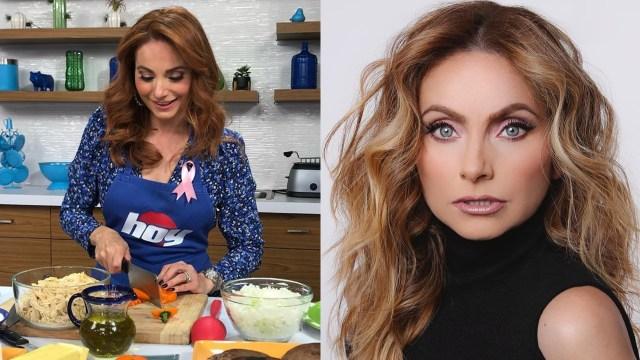 Elizabeth Alvarez tendra su canal de cocina