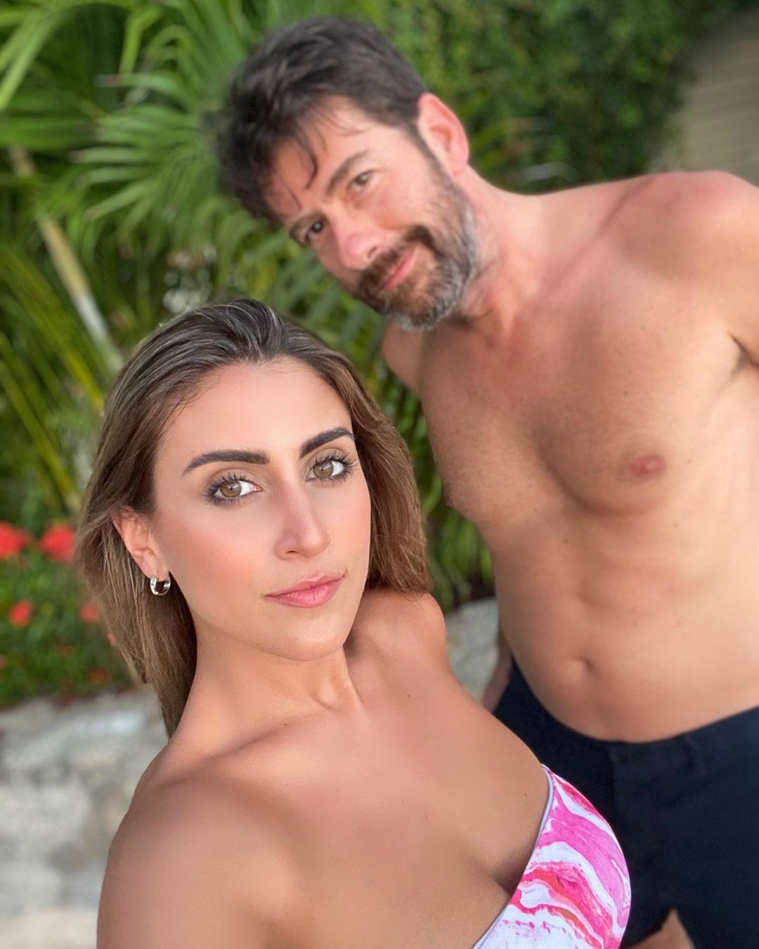 Eduardo Videgaray comprometido con Sofía Rivera