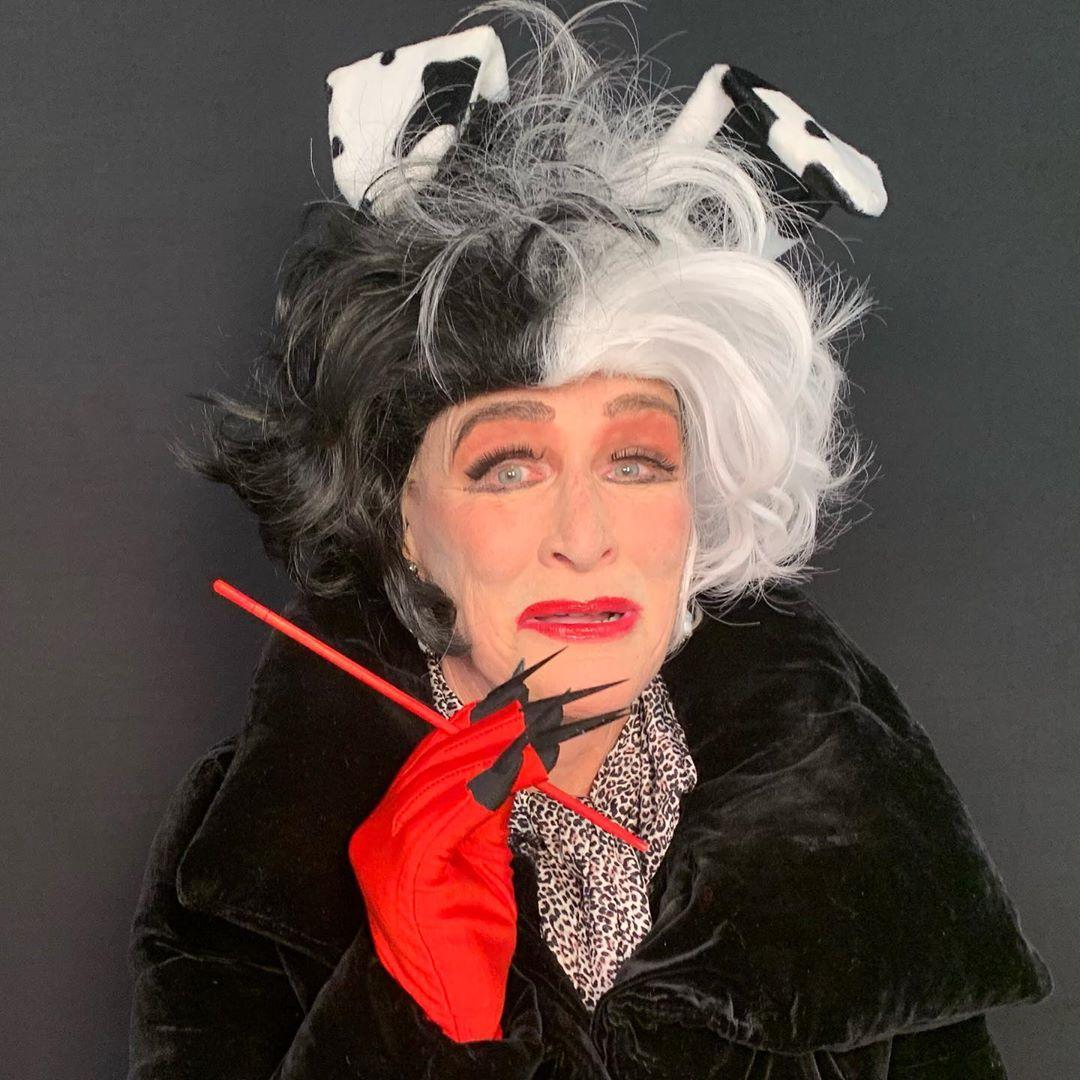 Glenn Close volvió como Cruella de Vil