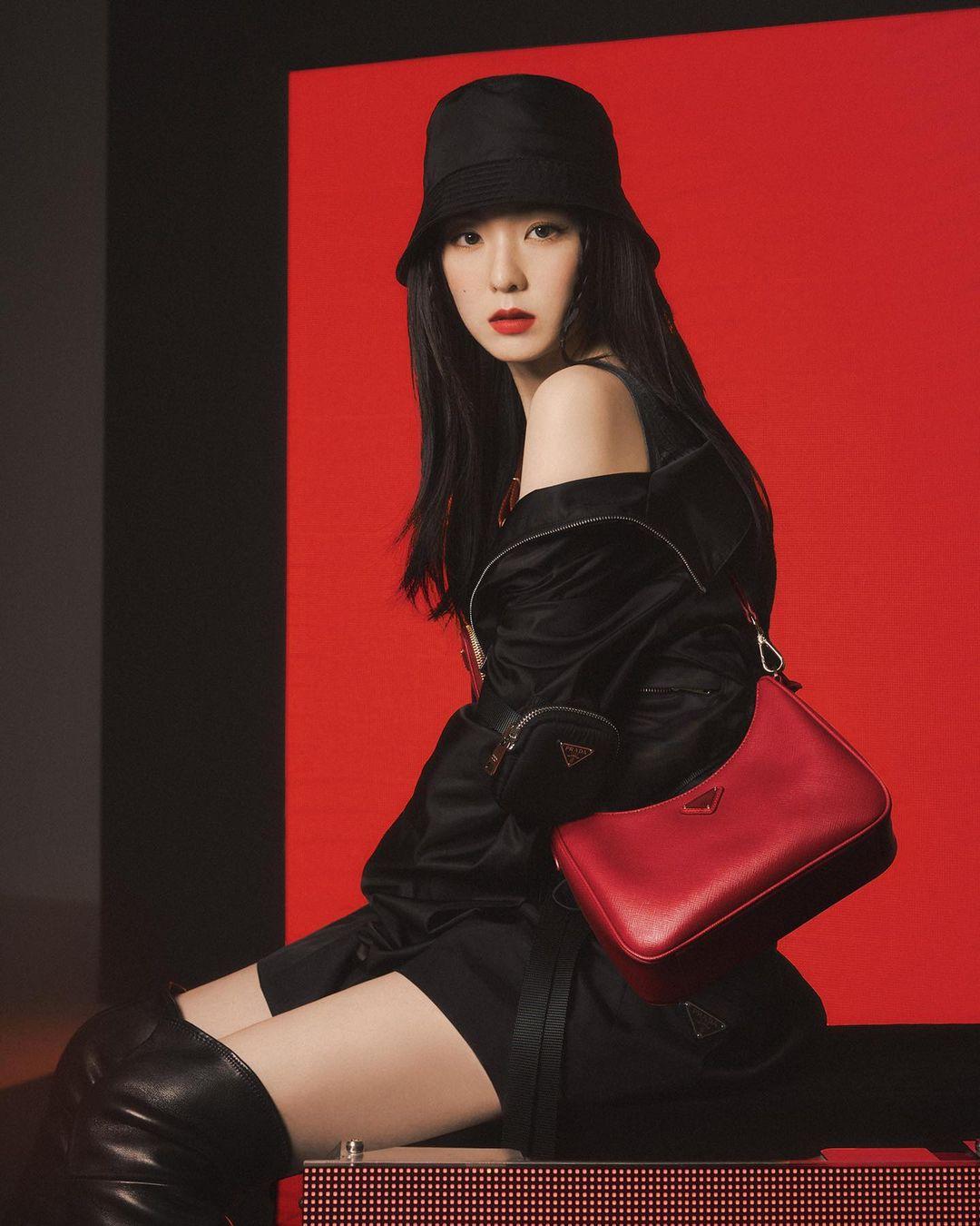 Irene fue acusada de mala actitud