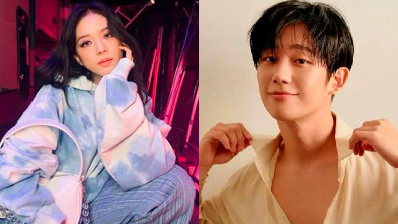 Jisoo y Jung Hae In en Snowdrop