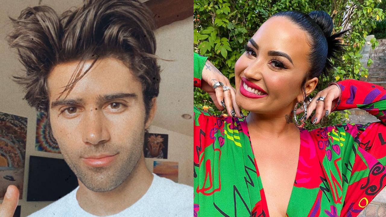 Max Ehrich cambia a Demi Lovato