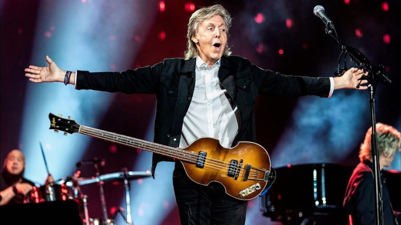 Paul McCartney regresa a la musica