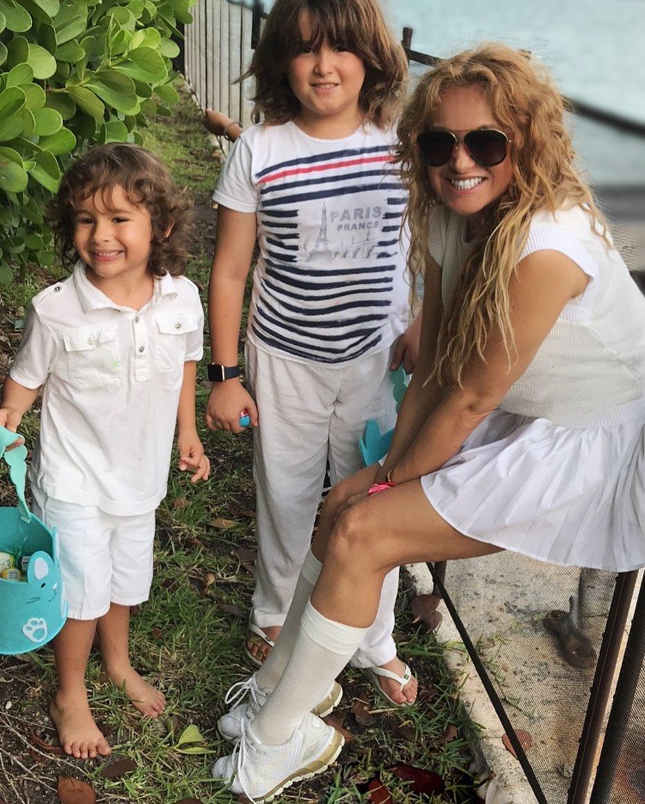 Paulina Rubio se peleó con Colate