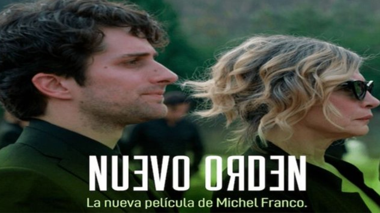 Nuevo Orden, película mexicana de Michel Franco