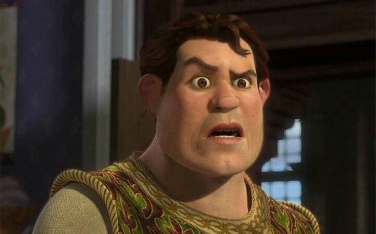 Una talentosa diseñadora decidió cambiar la cara de Shrek a través de Photoshop para hacerlo ver más guapo y de proporciones perfectas.