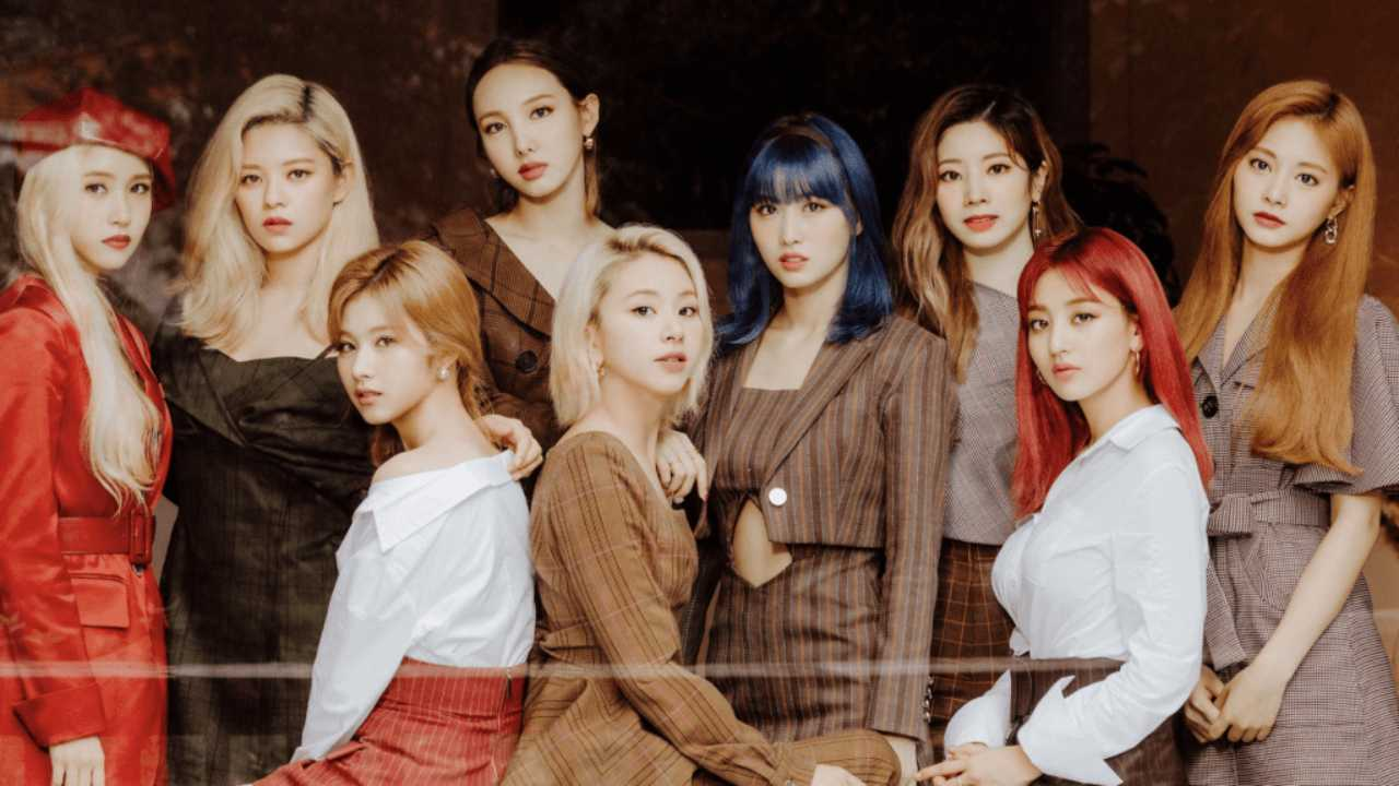 Twice lanza teaser para su comeback I CANT STOP ME