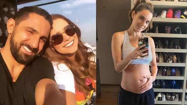 Tania Rincon dara a luz en 2021