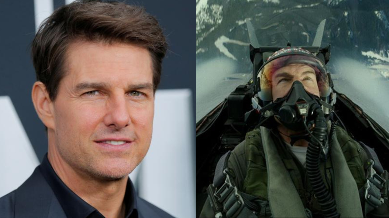 Reconocen a Tom Cruise