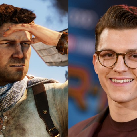 Tom Holland protagoniza pelicula de Uncharted