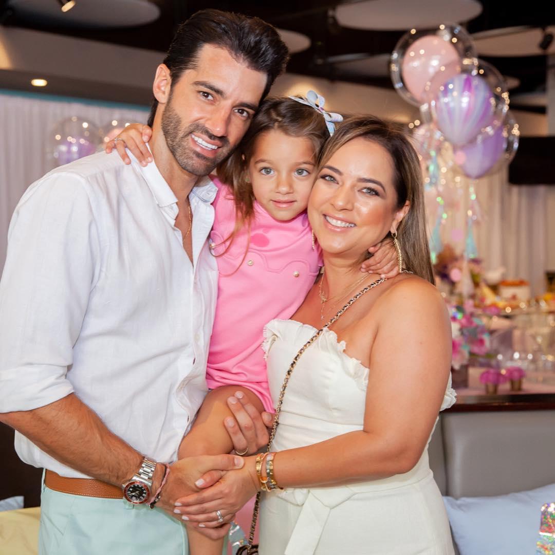 Adamari López familia