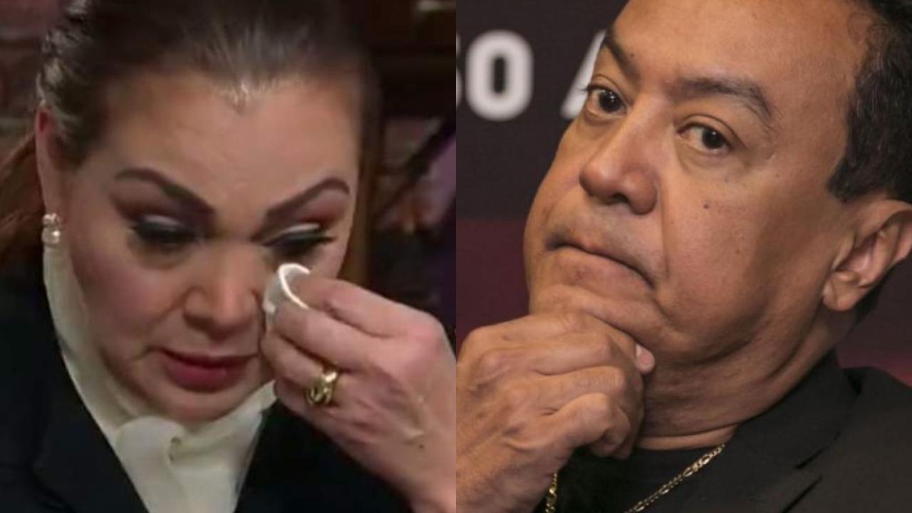 Aída Cuevas revela detalles de la pelea con su hermano Carlos