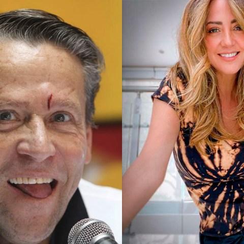 Alfredo Adame Culpa a Andrea Legarreta de estar desempleado