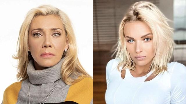 Cynthia Klitbo sale a defender con uñas y dientes a Irina Baeva