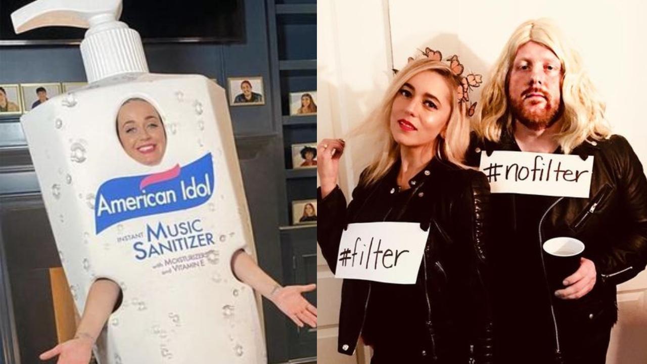 Disfraces pareja Halloween