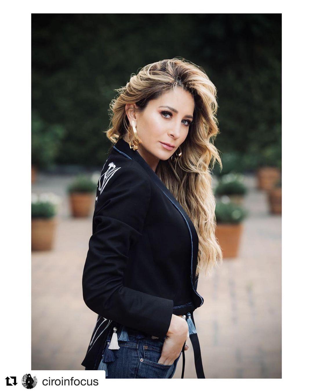 Geraldine Bazán pide que la dejen de relacionar con Gabriel Soto
