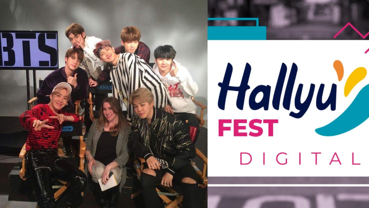 Tamar Herman presentara su libro de BTS en el Hallyu Fest Digital 2020