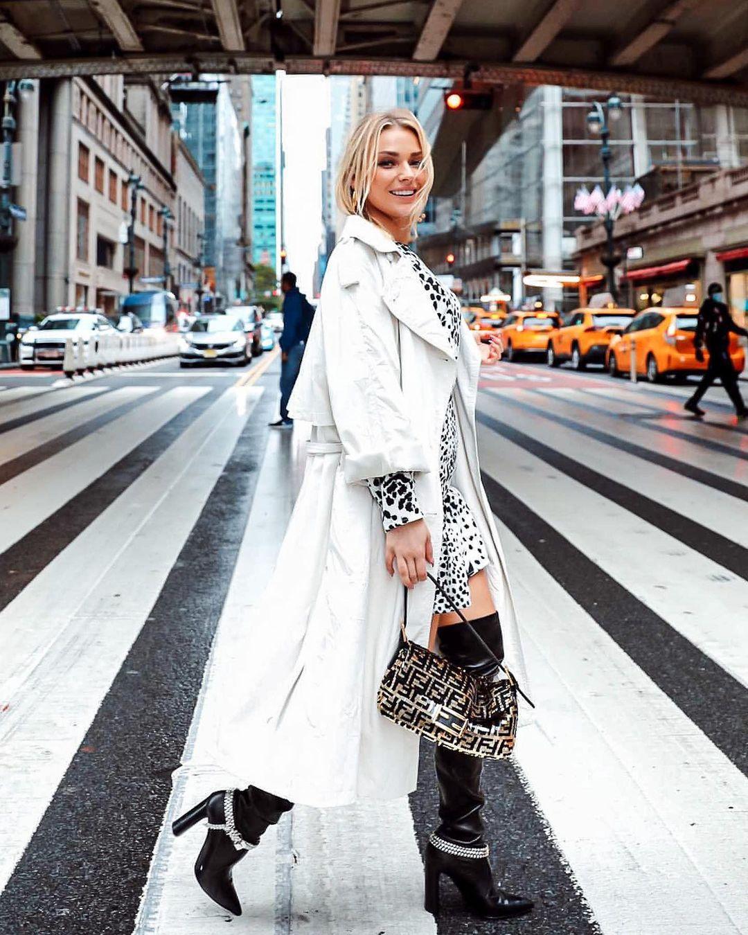 Irina Baeva Nueva York