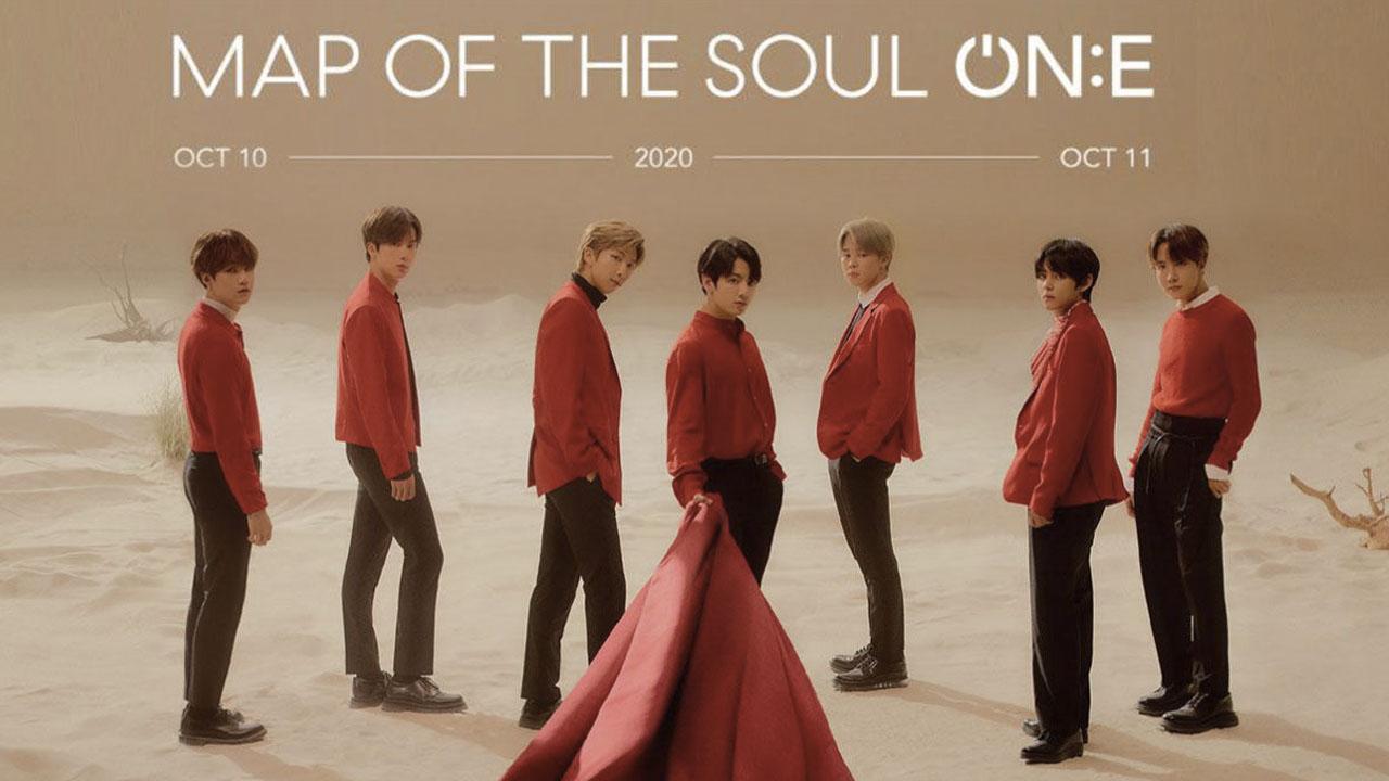 Jimin de BTS rompe en llanto durante Map of the Souls: One